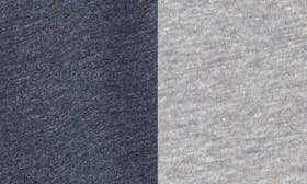 Navy Heather/ Med Grey Heather swatch image