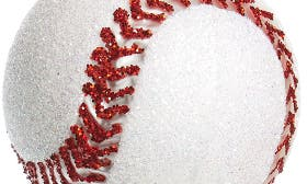 White Baseball swatch image