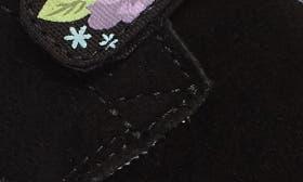 Flower Crown Black/ Rose swatch image