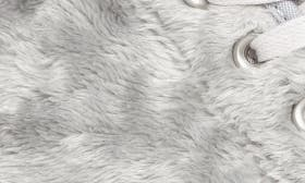 Wolf Grey Faux Fur swatch image