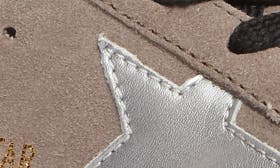 Mid Grey Suede swatch image
