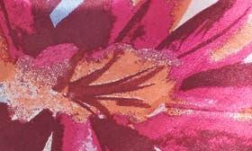 Purple Mirror Floral swatch image