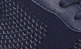 Navy Knit Fabric swatch image