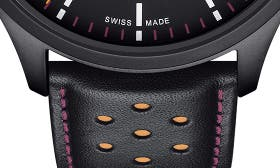 Black/ Burgundy swatch image