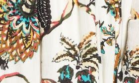 Ivory Egret Floral swatch image