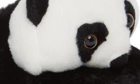 Black Faux Fur swatch image