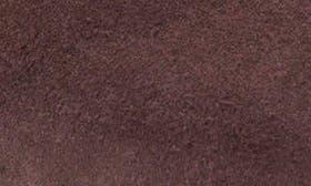Dark Burgundy Suede swatch image