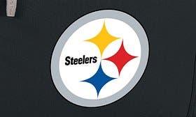 Pittsburgh Steelers/ Black swatch image