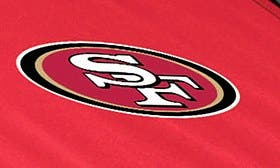 Red - San Francisco 49Ers swatch image
