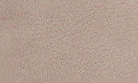 Cloud Nubuck Leather swatch image