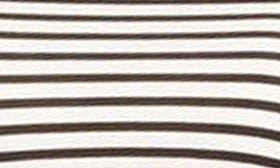 Black/ White Even Stripe swatch image