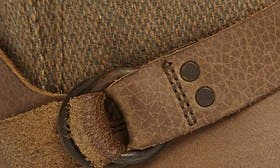 Sand/ Tweed Leather swatch image