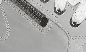 Light Grey Calfskin Leather swatch image