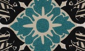 Black/ Ivory/ Teal swatch image