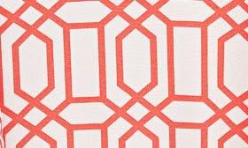 Coral Trellis swatch image
