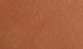 Cognac Nubuck Leather swatch image