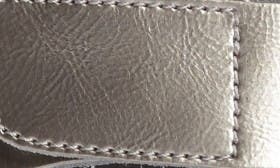 Pewter Patent Leather swatch image