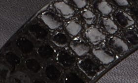 Black Elastic swatch image
