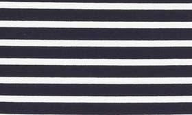 Striped Ponte swatch image