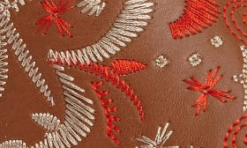 Cinnamon Leather swatch image