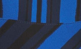 Blue Stripe Print swatch image