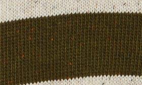 Olive Dark Becca Stripe swatch image