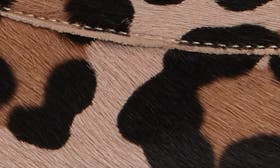 Blush/ Fawn Leopard Haircalf swatch image