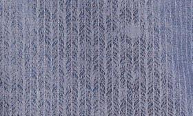 Blue/ Grey Jacquard Stripe swatch image