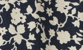 Navy Blue Filled Ditsy swatch image