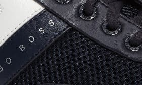 Dark Blue Calf Leather swatch image