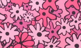 Floral Multi/ Daisy swatch image