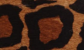 Camel Multi Calf Hair swatch image