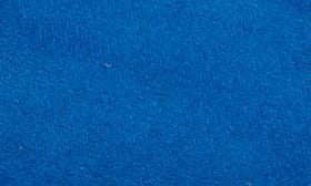 Royal Blue Faux Suede swatch image