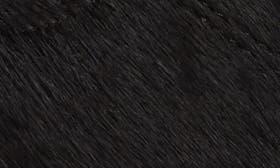 Black Calf Hair swatch image