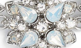 Rhodium/ White Multi swatch image