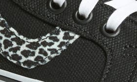 Black/ Leopard Print swatch image
