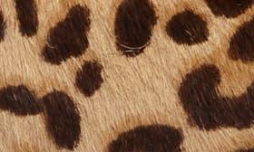 Leopard Calf Hair swatch image