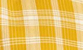 Arrowwood Yellow Plaid swatch image