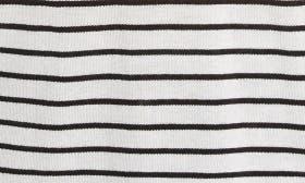 White/Black Stripe swatch image