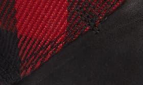 Black Plaid swatch image