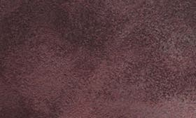 Burgundy Suede swatch image