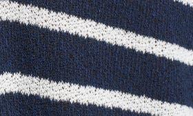 Navy Wide Stripe swatch image