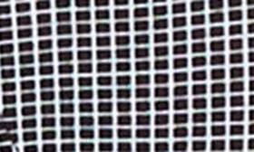 Micro Grid Print Black swatch image