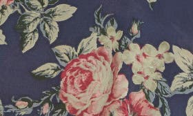 Dusty Blue Floral swatch image