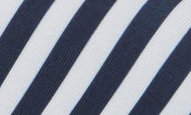 Navy/ White Stripes swatch image