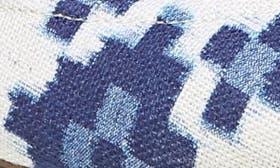 Blue Multi Print swatch image