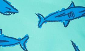 Gumdrop Green Sharks swatch image