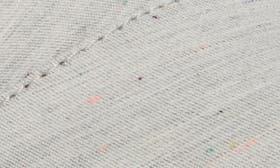 Grey Crochet/ Fleck Sole swatch image