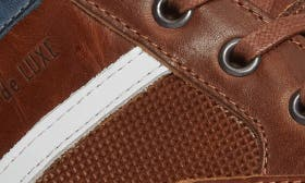 Dark Cognac Leather swatch image