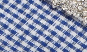 Navy Gingham swatch image